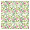 Double-sided scrapbooking paper set Wild Tropics 8x8