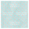 Double-sided scrapbooking paper set Shabby baby girl redesign 8x8