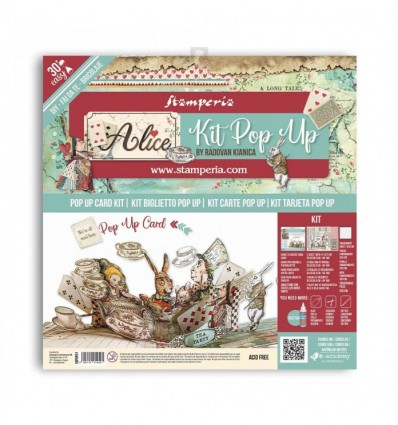 Tunnel Pop up kit - House of Roses