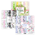 SCRAPBOOKING KITS de PAPEL