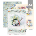 DECOUPAGE CARDS A4 SIZE